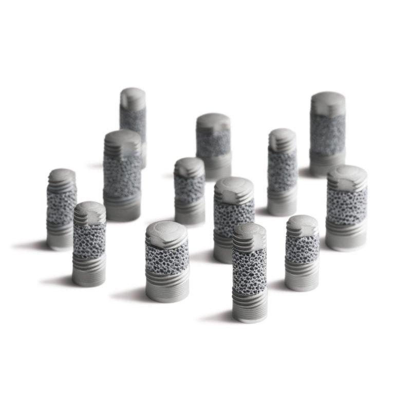 Implante Dental de Metal Trabeculado